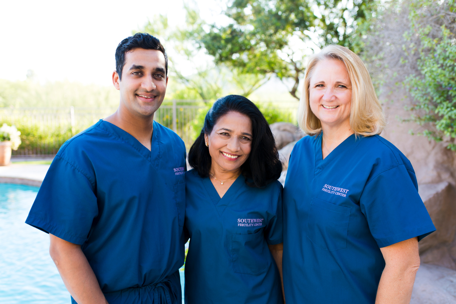 Infertility Specialists AT Southwest Fertility Center